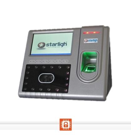 Control horario biometrico facial