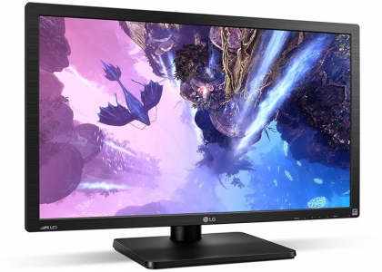 LG Electronics USA Monitor 1